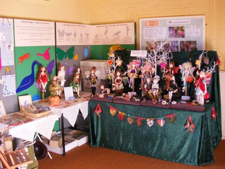 Picture Killerton House Christmas craft Fair 2013
