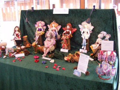 Woodland Fairy Tale at the Pannier Market Tiverton May 2012