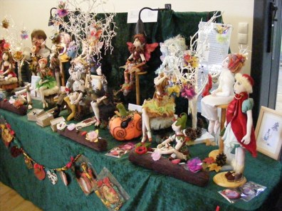 Picture Cullopmton Christmas Craft Fair 2013